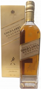 Johnnie Walker Gold Label 40% / 0,7L