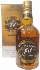 Chivas Regal 15 YO 40% / 0,7L