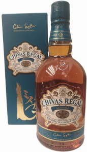 Chivas Regal Mizunara 40% / 0,7L