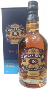 Chivas Regal 18 YO 40% / 0,7L