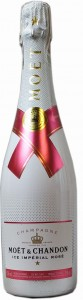 Moet & Chandon Ice Imperial Rose 12% / 0,75L