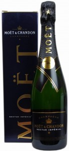 Moet & Chandon Nectar Imperial 12% / 0,75L
